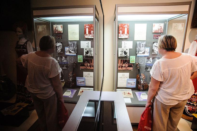 Краеведческий музей заполнят экспонаты из Староюрьевского района