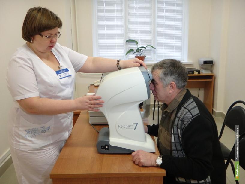 Тамбовчан в Центрах здоровья научат продлевать жизнь