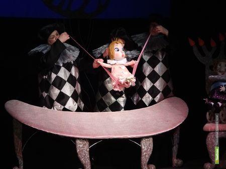 Кот в сапогах со сцены тамбовской «куколки» расскажет о своих приключениях