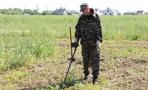 Специалисты обезвредили тридцать боеприпасов, найденных в Комсомольце