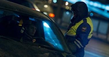 За несколько часов тамбовские автоинспекторы поймали 8 нетрезвых водителей
