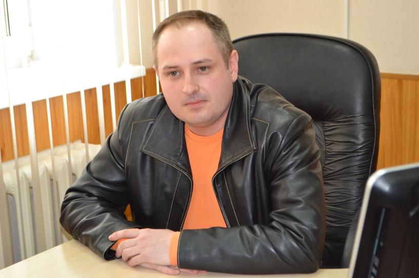 Максим Косенков завёл страничку в соцсети
