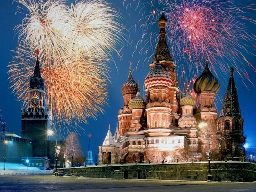 Кремль потратит 45 млн рублей на празднование Нового года в русском стиле