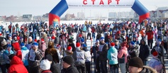 «Лыжню России» в Тамбове перенесли