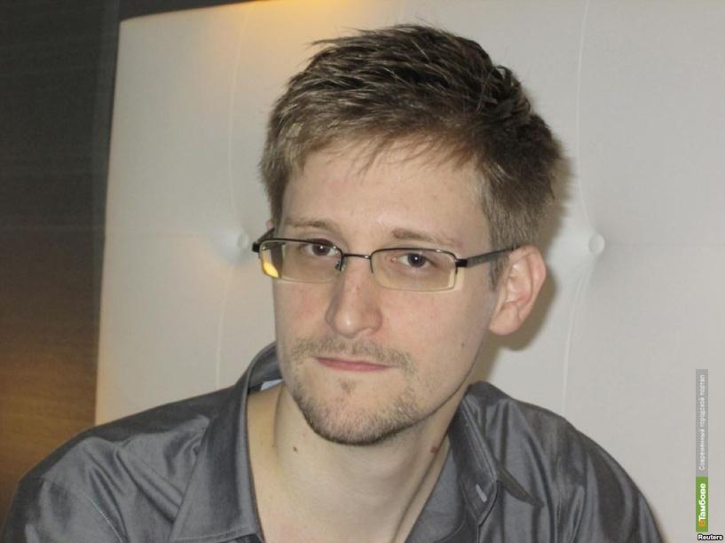 Эдвард Сноуден станет членом совета директоров Фонда свободной прессы