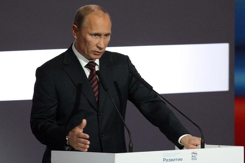 Вячеслав Володин: «Есть Путин — есть Россия, нет Путина — нет России»