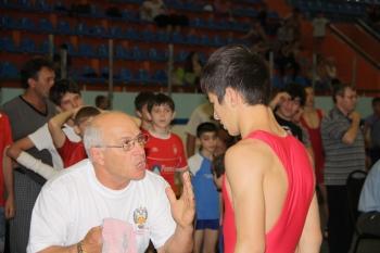 Борец из Тамбова выиграл первенство России