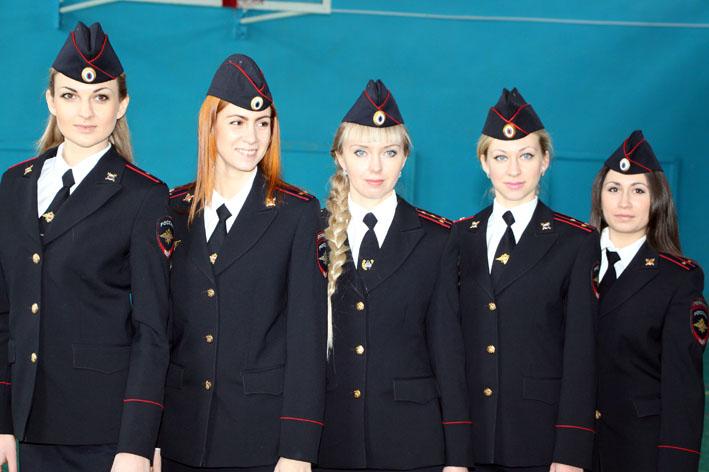 Подвели итоги первого этапа конкурса «Мисс УМВД — 2015»