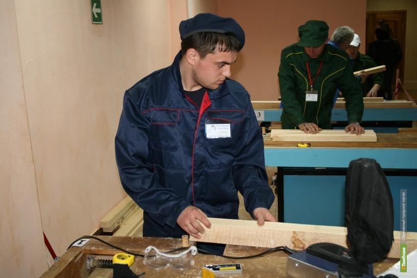В Тамбове определили лучших по рабочим специальностям