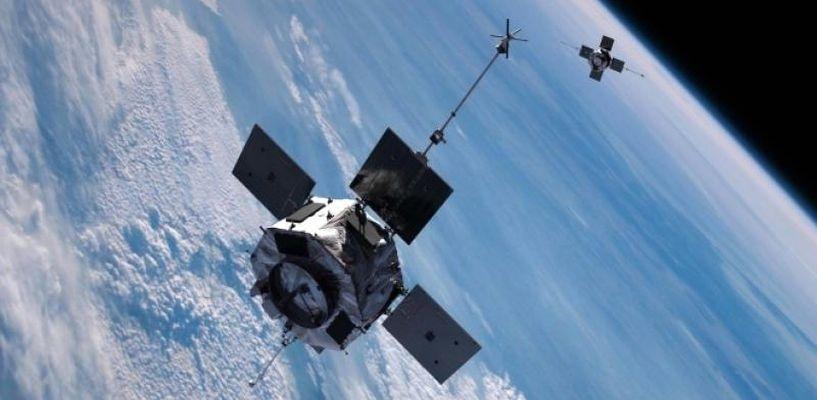 Впервые в истории удалось совершить безопасную передачу данных со спутника