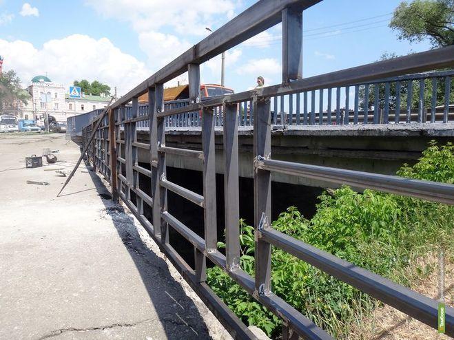 В Тамбове взялись за ремонт мостов