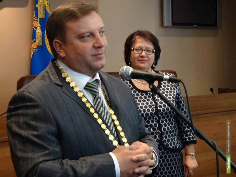 Глава Тамбова озвучил свою позицию по объединению вузов