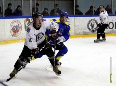 Тамбовские хоккеисты стали еще ближе к Кубку РХЛ