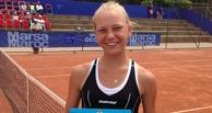 Тамбовская теннисистка не смогла пробиться во второй круг «Большого шлема»