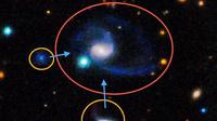 Астрономы обнаружили двойников нашей галактики