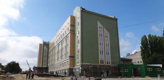 Дождались: детский хирургический комплекс откроют уже в июне