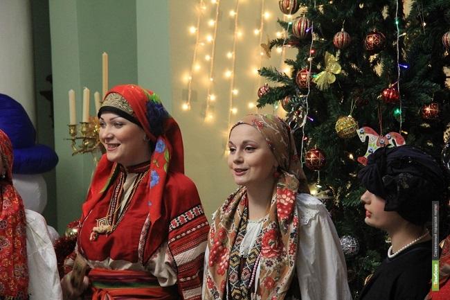В усадьбе Рахманинова отпраздновали Рождество