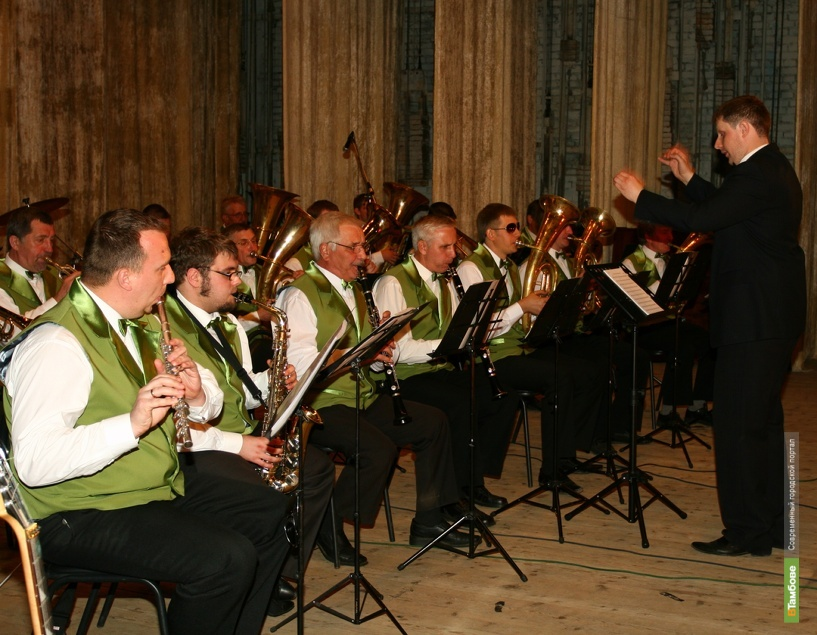 Сосновский духовой оркестр отметит юбилей концертом