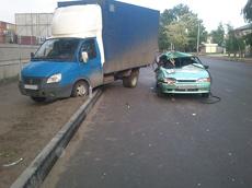 На Тамбовщине за неделю в ДТП погибли 5 человек
