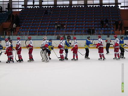 Студенты-хоккеисты съедутся в Тамбов