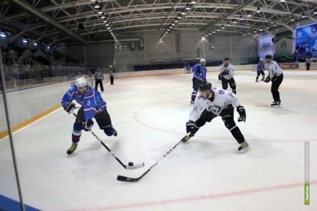 Тамбовские хоккеисты закончили сезон