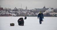 В Тамбове прошли первые соревнования года по ловле на мормышку со льда