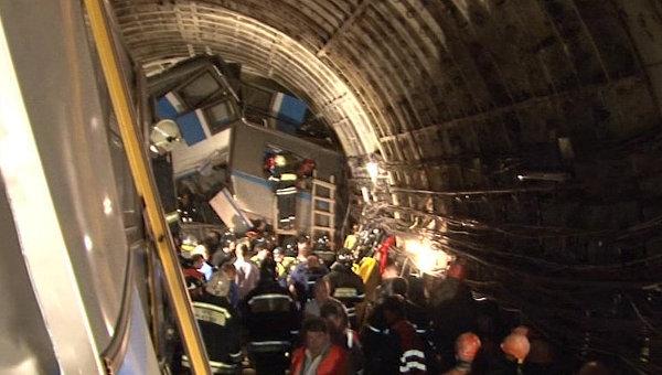 Собянин: авария в московском метро произошла из-за недостаточной дисциплины сотрудников