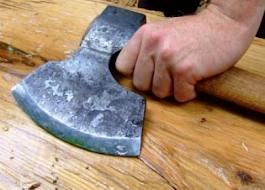 В Тамбове поймали разбойника, напавшего на кассиршу с топором