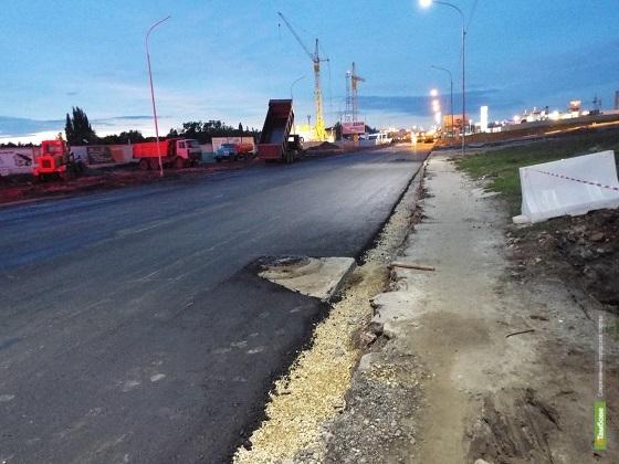 За год на Тамбовщине ввели в эксплуатацию 50,4 километра дорог