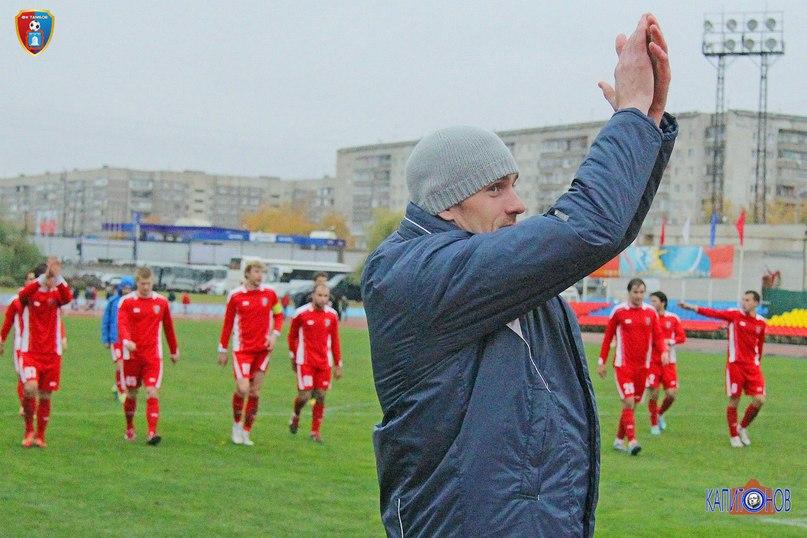 ФК «Тамбов» поднялся на третью строчку «турнирки»