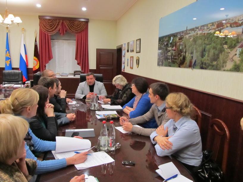 Блогеры Тамбова обсудили с Кондратьевым качество образования