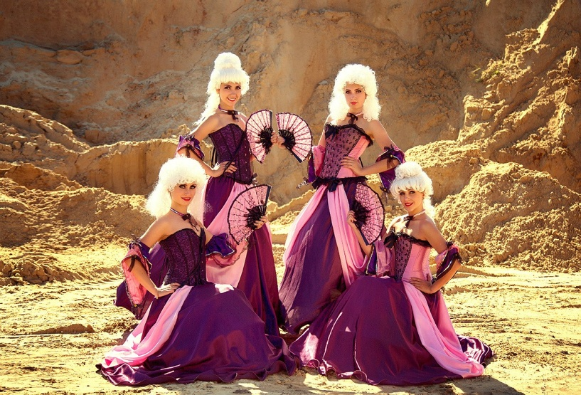 Дебют танцевальных коллективов на конкурсе «Танцуй, Тамбов!»