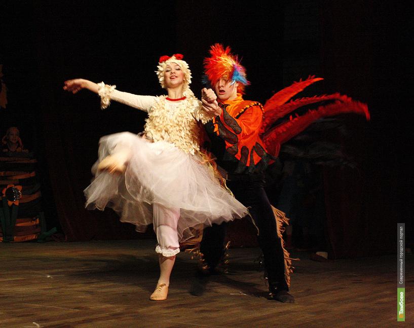 Тамбовчане покажут на Всероссийском конкурсе сказку про цыпленка