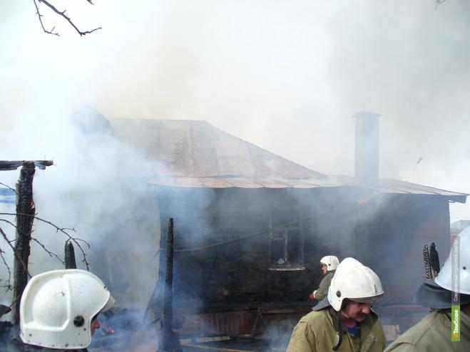 Вчера из-за пожаров пострадали два жителя Тамбова