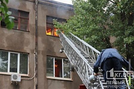 Тамбовчанин после пожара попал в наркологию