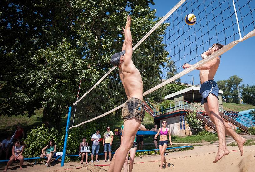 Примерно треть жителей Тамбовщины активно занимается спортом