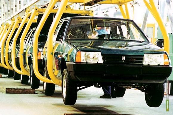 На Тамбовщине на базе ЛКЗ создадут автопром