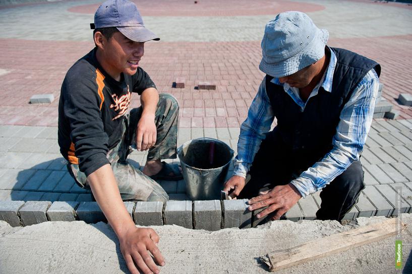В Тамбовской области живет почти 14 тысяч иностранцев