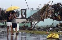На Филиппинах тайфун унес уже свыше 10 тысяч жизней