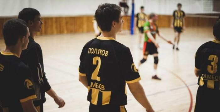 Встреча с командой из Острогожска завершилась для ВК «Тамбов» поражением