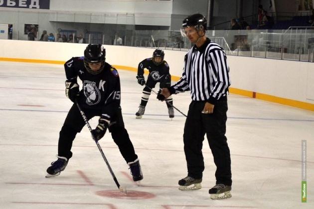 Юные хоккеисты устроят ледовый бой в честь защитников Отечества