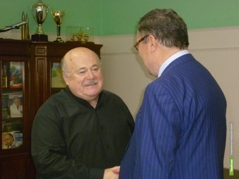 Александр Калягин будет поддерживать Рыбаковский фестиваль