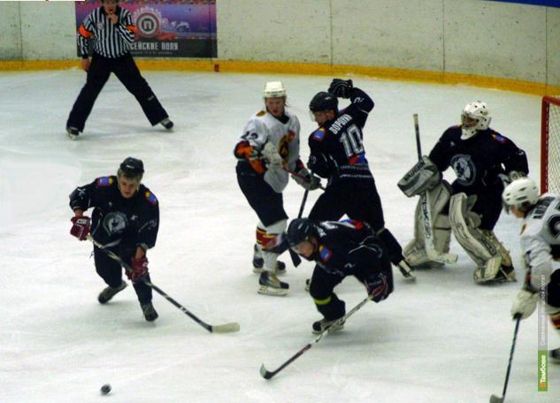 Тамбовские хоккеисты проиграли пятый раз