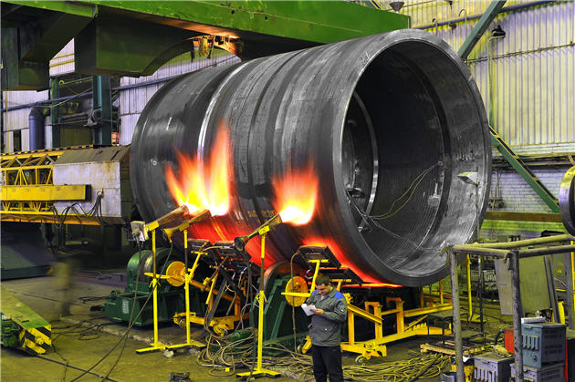 В Тамбове построят завод нефтехимического машиностроения