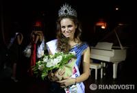 В столице выбрали «Мисс Москву-2013»