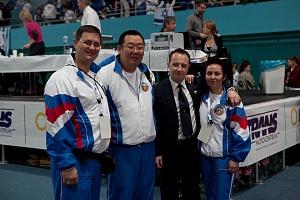 Два тамбовчанина могут стать «Заслуженными тренерами России»