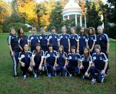 Женская сборная «Академии футбола» проиграла воронежской «Энергии»