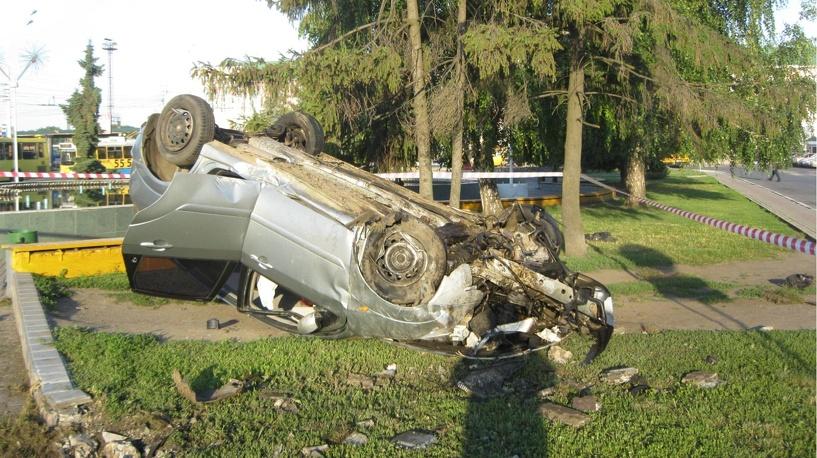 За неделю на тамбовских дорогах произошло три «пьяных» автоаварии