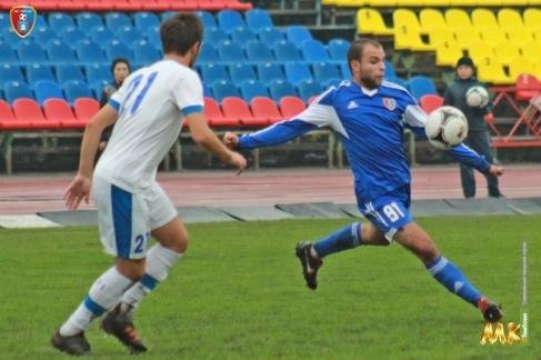ФК «Тамбов» сыграл вничью на своем поле