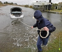 Ураган «Сэнди» разорил Америку на 50 млрд долларов